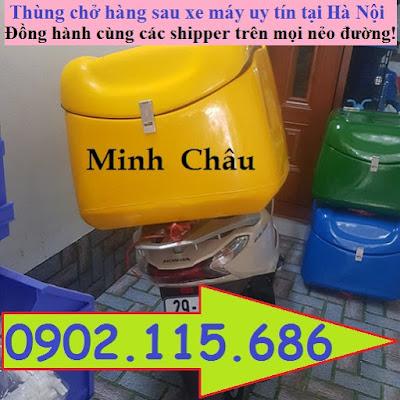 Thùng ship hàng cỡ vừa, thùng chở hàng cỡ trung, thùng ship hàng online, thùng nhựa chở hàng, thùng giao hàng giá rẻ, 4