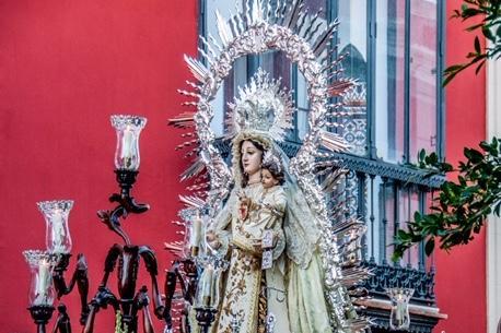 La imagen de la Virgen de las Mercedes no procesiona el 24 de septiembre por San Fernando