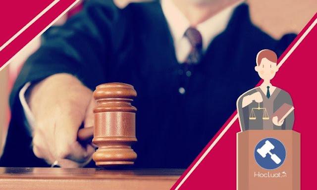 Vị trí Thẩm phán không sợ trách nhiệm?