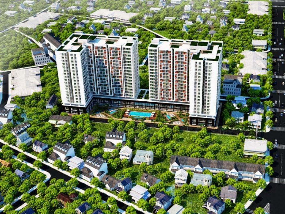 Căn hộ Melody Residences quận Tân Phú - 1,3 tỷ/căn