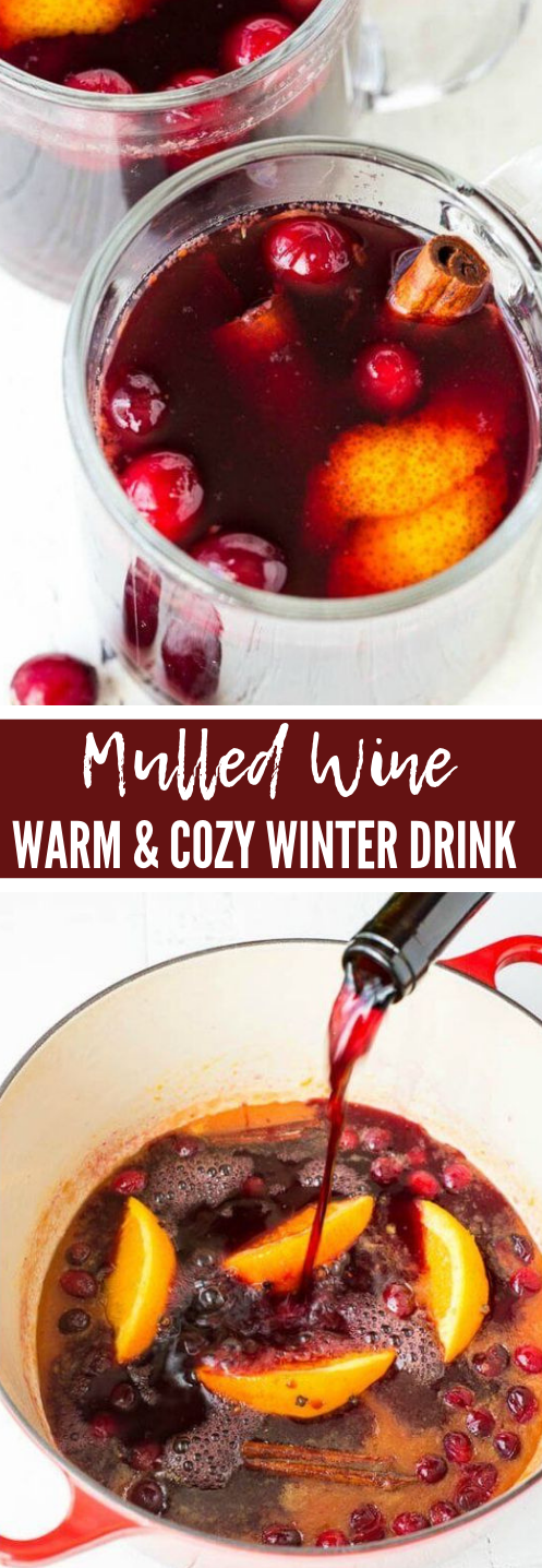 Mulled Wine #drink #sangria #smoothie #cocktail #party