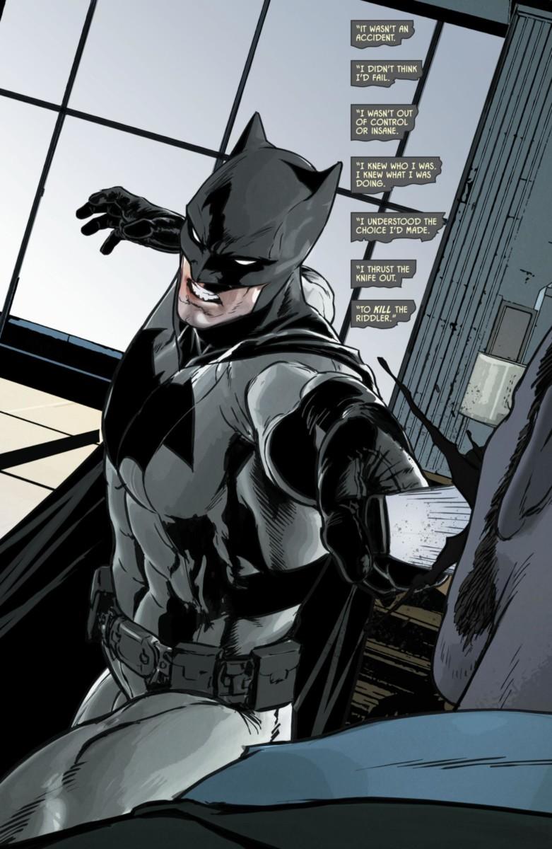 Batman Vol.5 (La Guerra de las Bromas y los Acertijos)