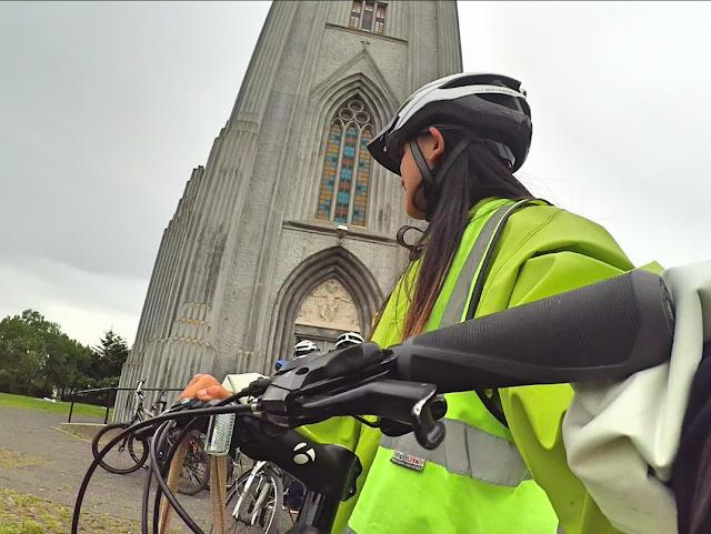 Reykjavik's Catholic Cathedral