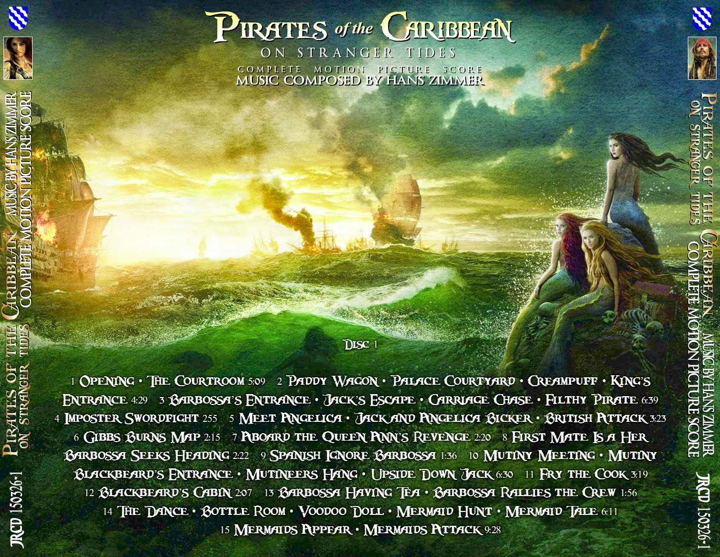 LE BLOG DE CHIEF DUNDEE: PIRATES OF THE CARIBBEAN: ON