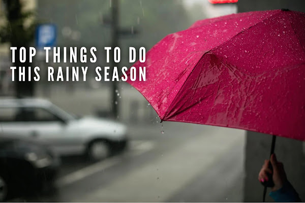 Top Things to do in the Philippines this Rainy Season