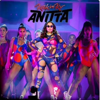Anitta – Ao Vivo no Rock in Rio (2019) CD Completo