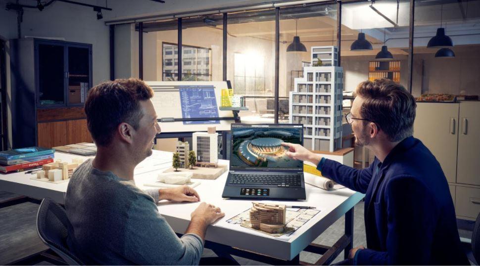 Asus ProArt StudioBook Pro X W730, Laptop Profesional 17 inci Paling Powerful