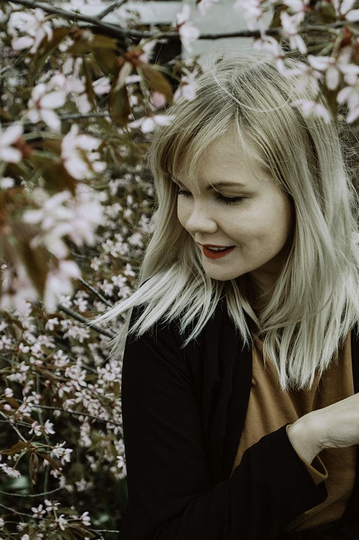 Anna-Maria Mäkelä, blogi