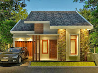 Sederhana Desain Rumah Minimalis Modern