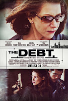 The Debt 2011 Dual Audio [Hindi DD5.1-English] 720p BluRay ESubs Download