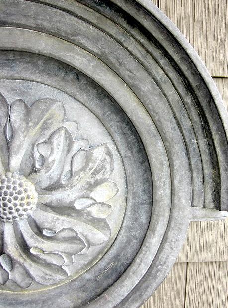 Architectural Outdoor Home Decor