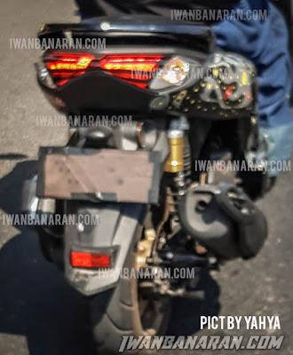 Spyshot Terbaru New Yamaha NMax Setelah diedit sedikit