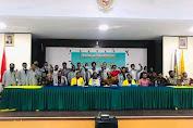 """DPM dan DPM  Fakultas ekonomi dan bisni universitas cenderawasih telah dilantik. Tipagau; """"mari kita menyuarakan hak mahasiswa"""""""