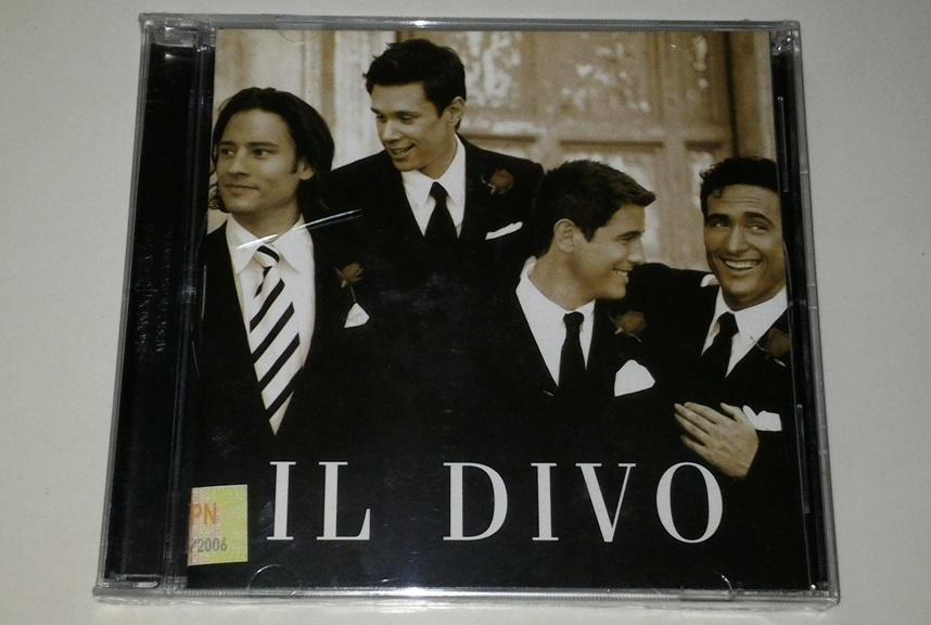 Cd il divo il divo musikupedia - Divo music group ...