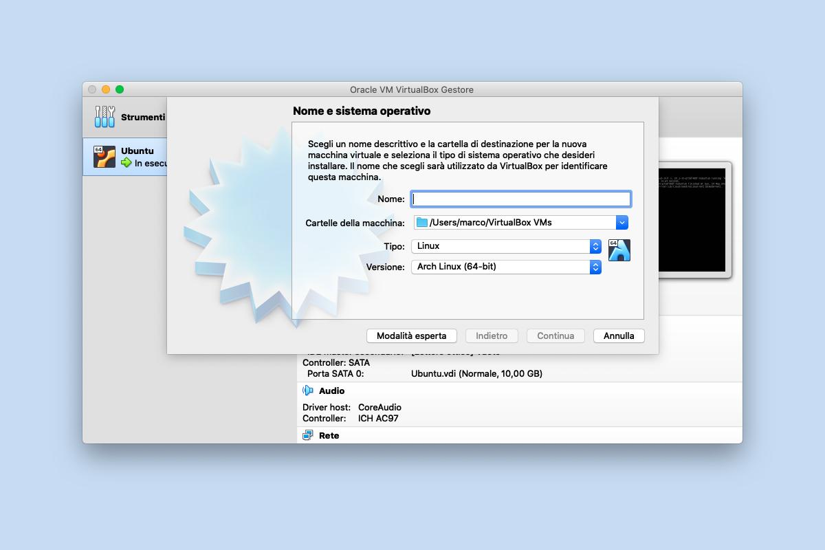 Come installare Arch Linux