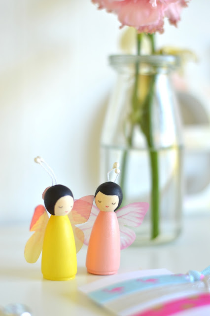 Happyful NZ peg dolls