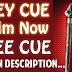 Free Prey Cue Reward Link 100% Working