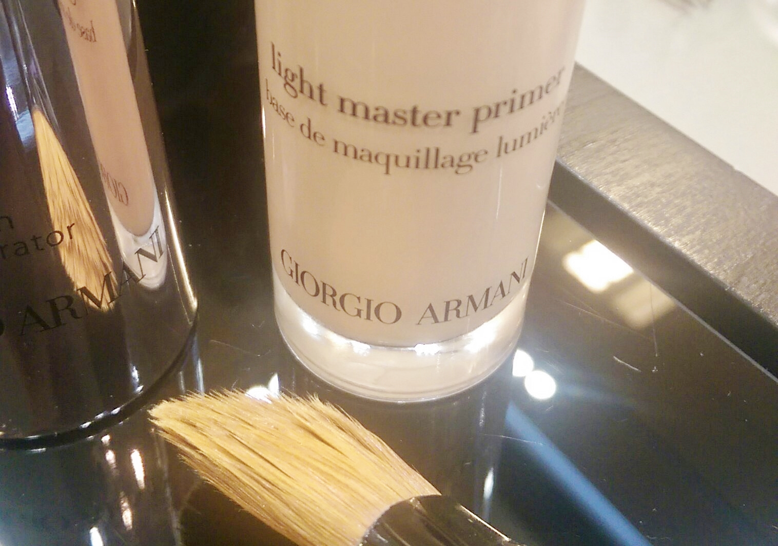Giorgio Armani Light Master Makeup Primer