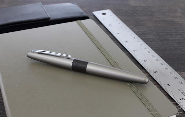 Pilot Metropolitan fountain pen review