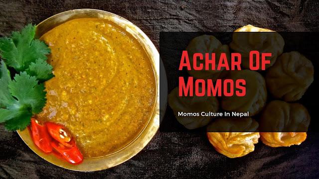 Momos In Nepal