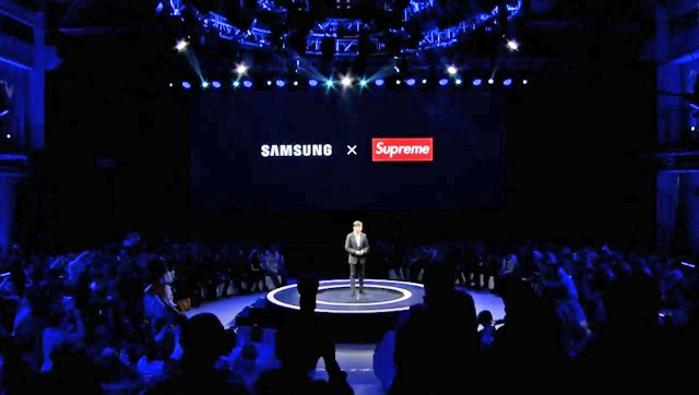 Samsung 宣佈與「Sup」合作 Supreme 回應:那是山寨的