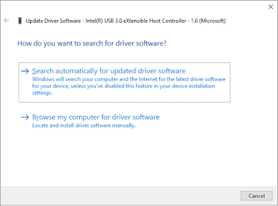Update Driver Kartu SD di Komputer