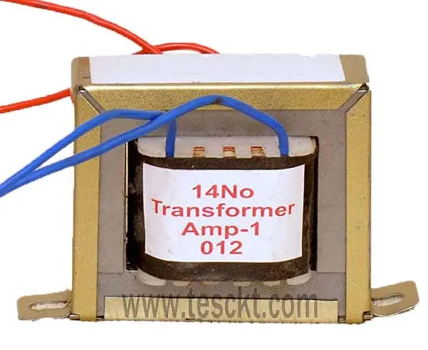 12 volt 1 amp transformer