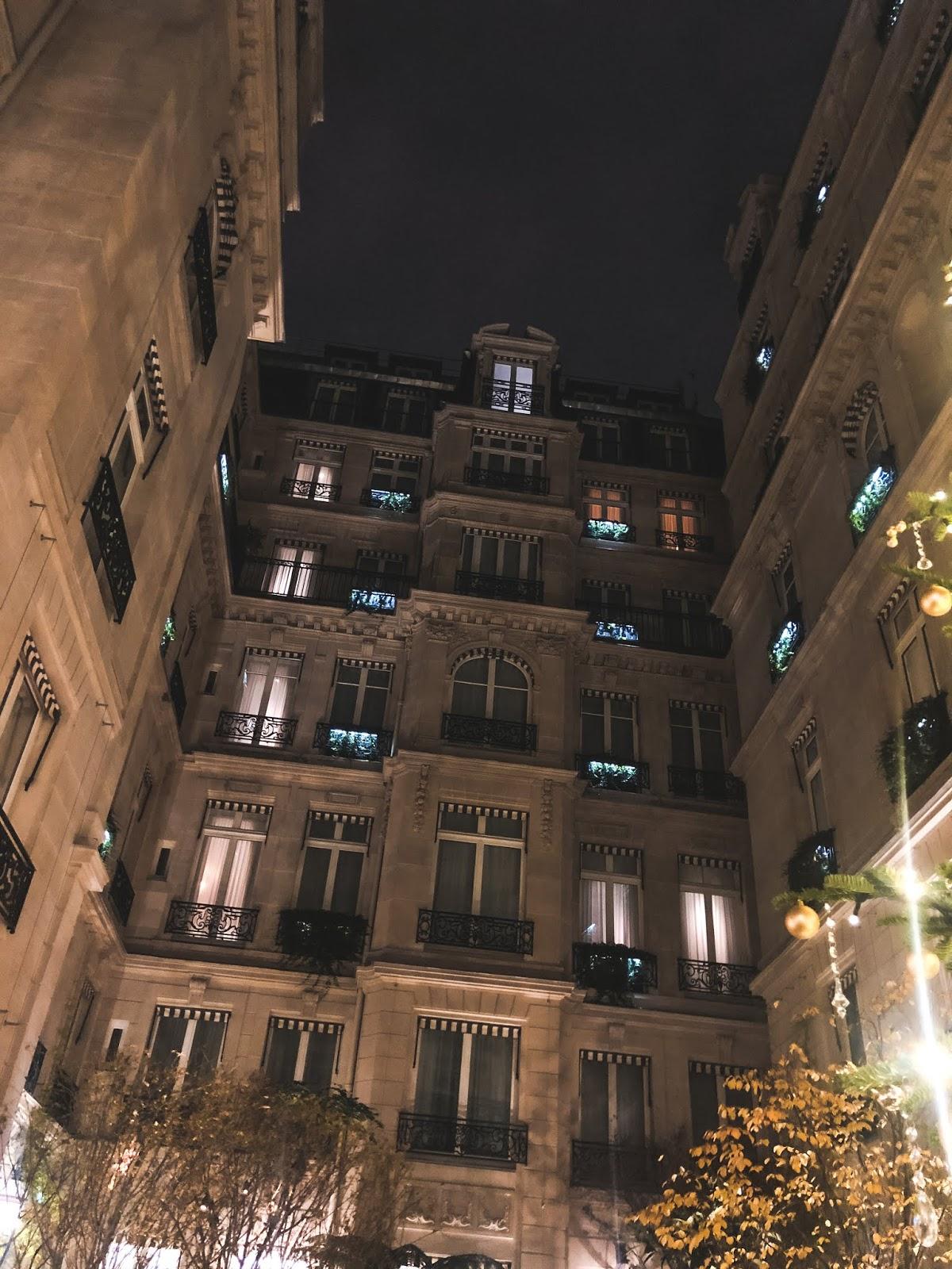 jardin d'hiver hôtel de Crillon