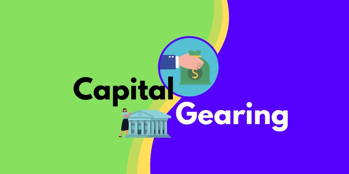 capital gearing ratio explained with formula by zerobizz
