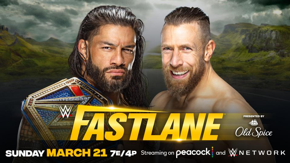 Cobertura: WWE Fastlane 2021 – Fúria!