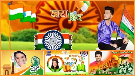 Republic Day 26 January