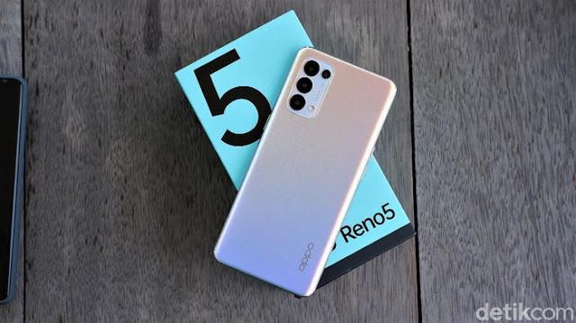 Selain Video Canggih, Ini Fitur Lengkap Oppo Reno5