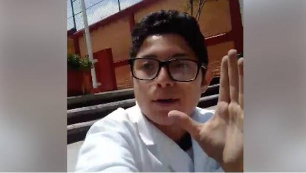 """Nace nueva """"estrella"""" vloggera tras narrar increíblemente el sismo"""