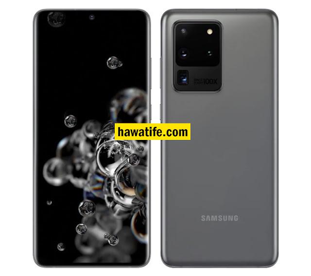سعر و مواصفات هاتف سامسونج الجديد الجلاكسياس 20 ألترا Samsung Galaxy S20 Ultra 5G ـ مميزات وعيوب الهاتف