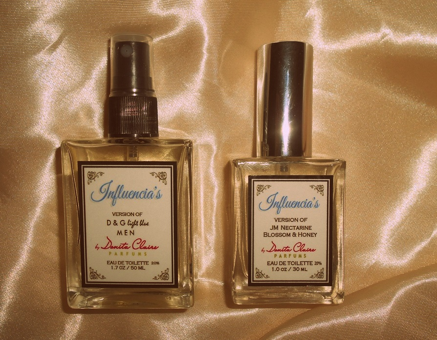 Zaktualizowano My Current Set of Fragrances From Avon and Influencia - It's Not JM48