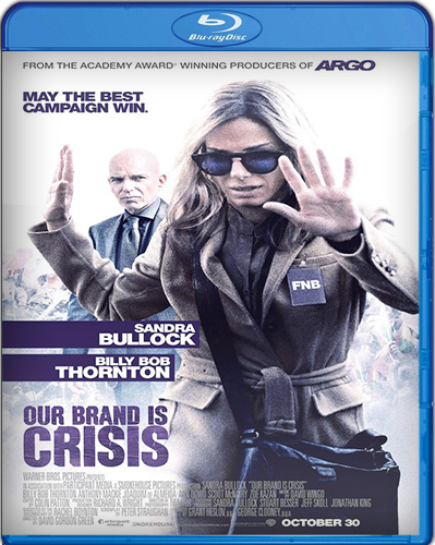 Our Brand Is Crisis [BD25] [2015] [Latino]
