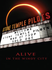 Stone Temple Pilots Alive in the Windy