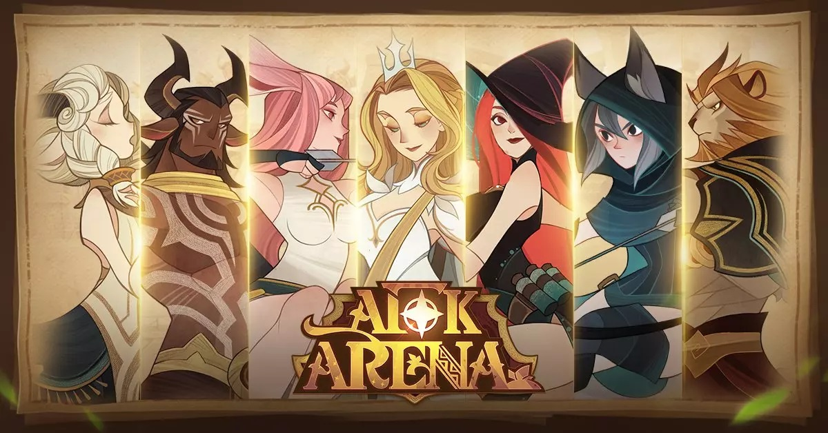 AFK Arena: All voucher codes and how you can enter them (September 2021)