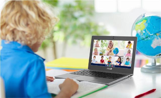 Laptop BR110 untuk Pembelajaran Jarak Jauh