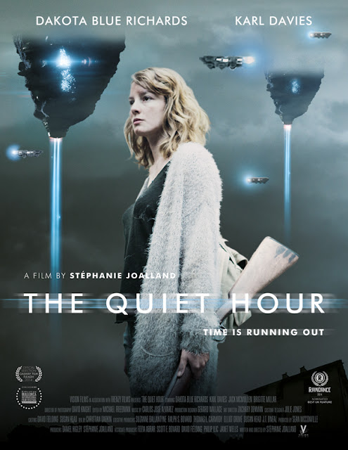 The Quiet Hour (2015) ταινιες online seires oipeirates greek subs