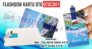 Flashdisk OTG Kartu - OTGCD01
