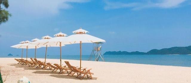 Visite de l'île Cai Chien