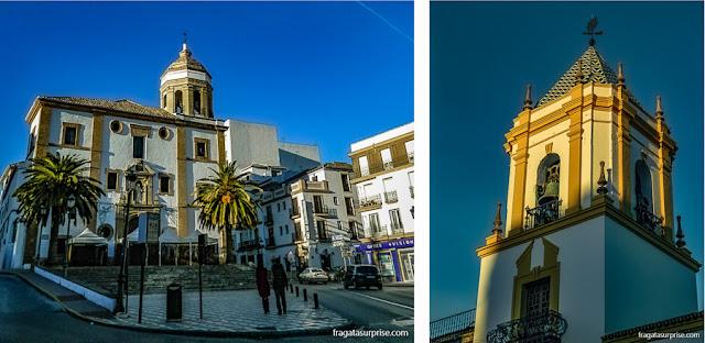 Igrejas de Ronda, Andaluzia