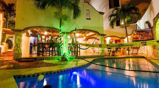 Mezcal Hostel em Cancún