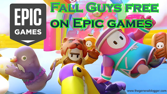 Fall Guys Free on Epic games