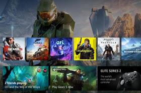 Berikut ini List Game Xbox Series X