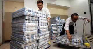 Jadwal Pencairan THR PNS, TNI/ Polri, Pensiunan Menurut Menteri Keuangan