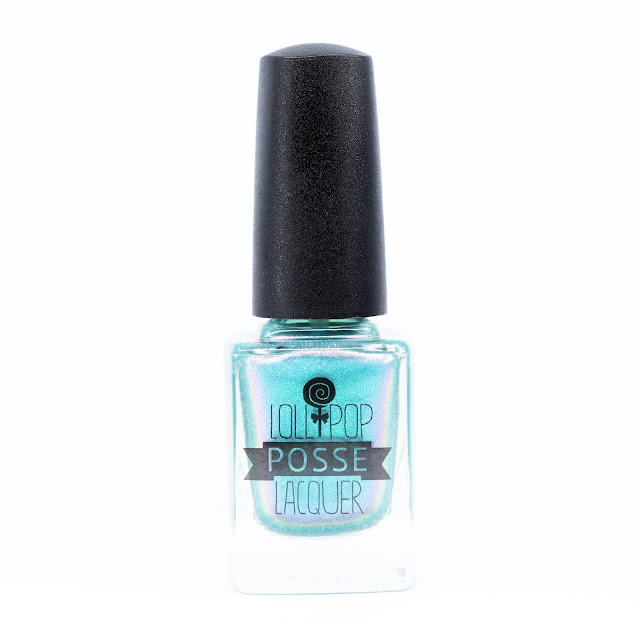Lollipop Posse Lacquer Play Parts of Tomorrow