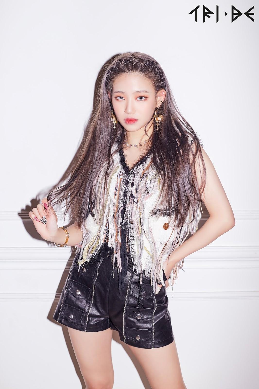 debut tri.be hyunbin