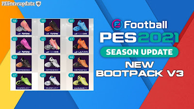 PES 2021 BootPack 2021 by Ziyech